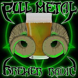 Full Metal Brewer Radio Logo