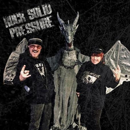 Rock Solid Pressure: Let the Bloodletting Begin!