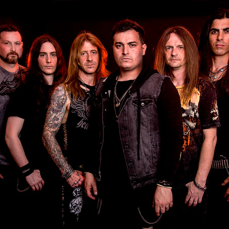 """POWER QUEST release new lyric video """"Kings And Glory"""""""