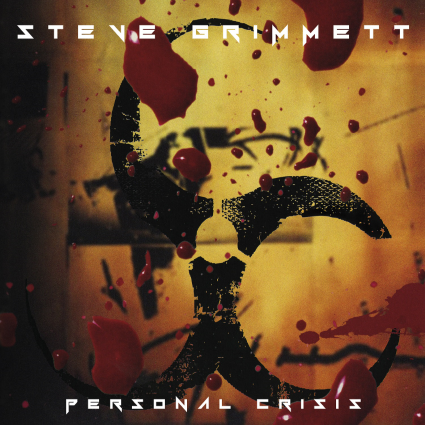 STEVE GRIMMETT's solo LP 'Personal Crisis' finally to see North American release!