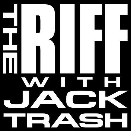 The Riff with Jack Trash: Countdown Show (#10 to #6)