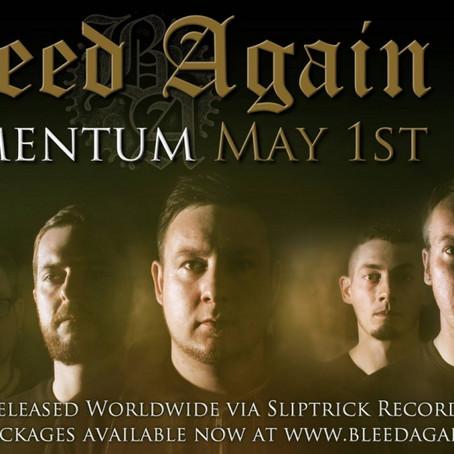 UK metalcore rockers BLEED AGAIN announce new European dates