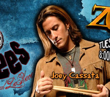 6 Degrees with Paul LaPlaca: Joey Cassata (Zo2)