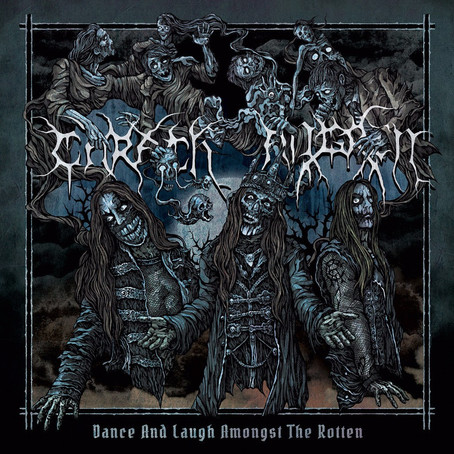 "CARACH ANGREN announce new album, stream ""Song for the Dead"""