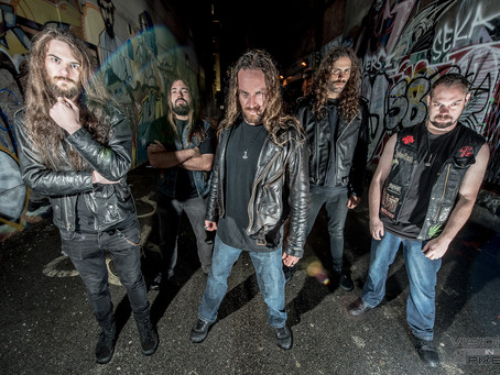 TEST YOUR METAL RECORDS signs Vancouver thrashers TERRIFIER; New album out Jan. 2017