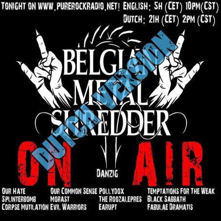 Belgian Metal Shredder: Vrijdag de 13e (Dutch Versie)