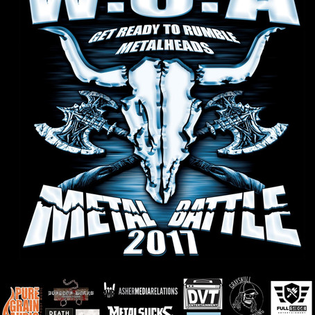 WACKEN METAL BATTLE USA Philadelphia & Boston Round Winners!