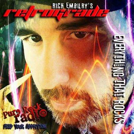 Rich Embury's R3TROGRAD3: Summer's End + Ric Ocasek Tribute