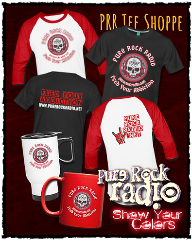 Pure Rock Radio Tee Shoppe