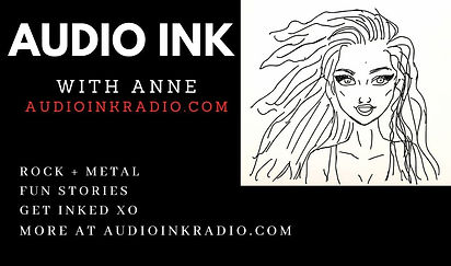 Audio Ink with Anne Logo - 2020 and 2021