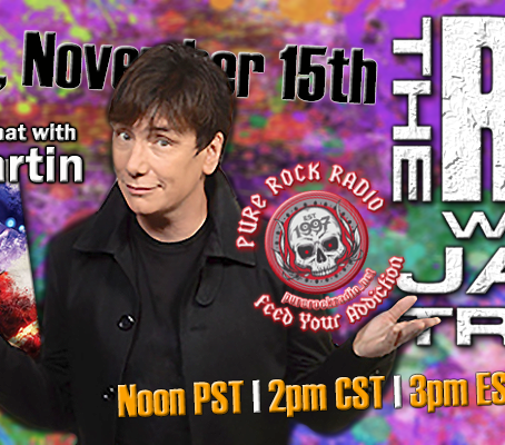"""The Riff with Jack Trash: Eric Martin's """"Top 10"""" MR. BIG songs"""