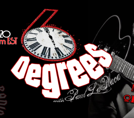 6 Degrees with Paul LaPlaca: Mark Briody of Jag Panzer