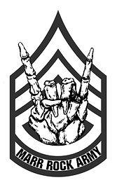 MARR Army Logo