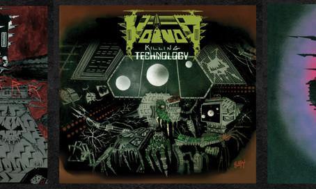 VOIVOD re-releasing 'RRROOOAAARRR', 'Killing Technology' and 'Dimension Hatross&