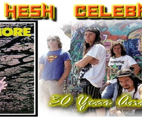 KING HESH: 30 Years of FAITH NO MORE's 'The Real Thing!'