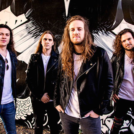 STRIKER 'Self-Titled' 5th album (out now) with Alberta release shows; Euro tour w/SONATA ARC
