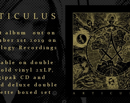 ARTICULUS release first single/video featuring DIRK VERBEUREN (Megadeth)
