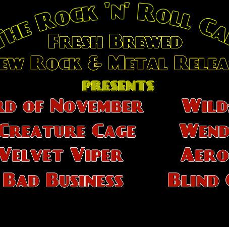 Rock 'n' Roll Café: Fresh Brewed 13