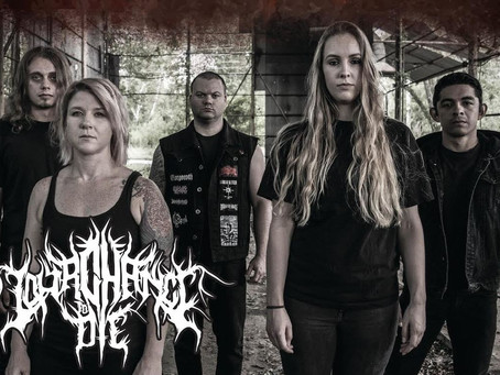 YOUR CHANCE TO DIE (Feat. SOM PLUIJMERS) release 'Ex Nihilo' on EMP Underground Apr.21st!