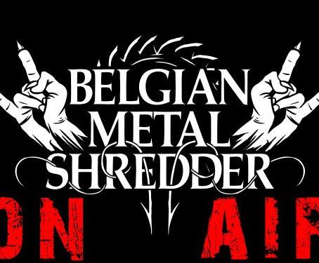 Belgian Metal Shredder On Air: 13 September 2019! (Nederlandse Versie)