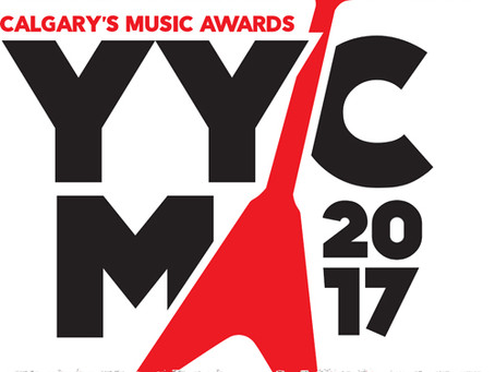 Calgary's YYC Music Awards 2017 submissions now open!