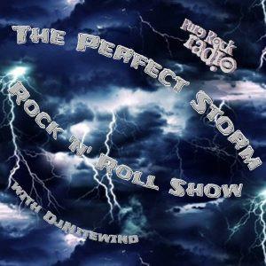 THE PERFECT STORM: Alt. Rock & Staci Harrington-Parker (Audio Silence)