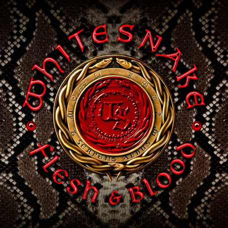 (Record Review Tuesday) Whitesnake - Flesh & Blood