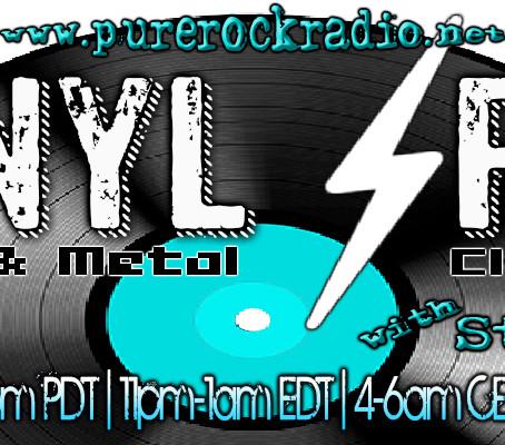 VINYL SPIN: Thin Lizzy/Ratt/Kiss/Rush/The Who + more!!