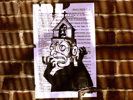 Out Now! NO LIST RECORDS Split LP: THE GREAT SABATINI / GODSTOPPER