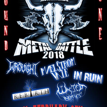 WACKEN METAL BATTLE CANADA announce 2018 battle rounds!