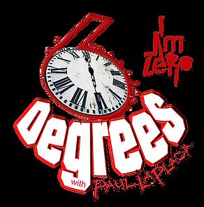 6 Degrees with Paul LaPlaca Logo