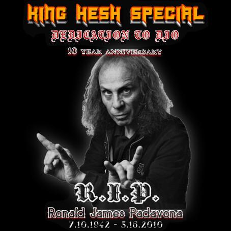King Hesh: Dedication To DIO (10th Anniversary)