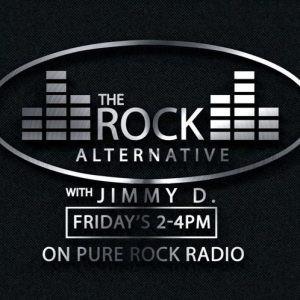 THE ROCK ALTERNATIVE w/Jimmy D: 07/06/2018