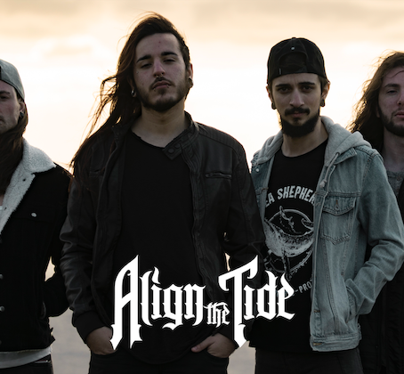 Maltese metal band ALIGN THE TIDE release 'Dead Religion' Oct. 18 (Cleopatra Records)