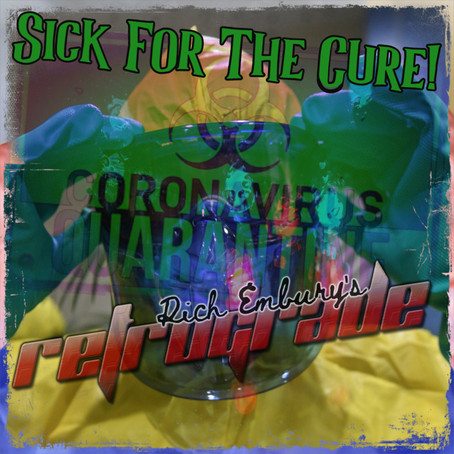 (Podcast) Rich Embury's R3TR0GRAD3: Sick for the Cure?!