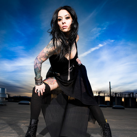 """LOLA BLACK releases video for cover of CONCRETE BLONDE's """"Bloodletting (Vampire Song)"""""""