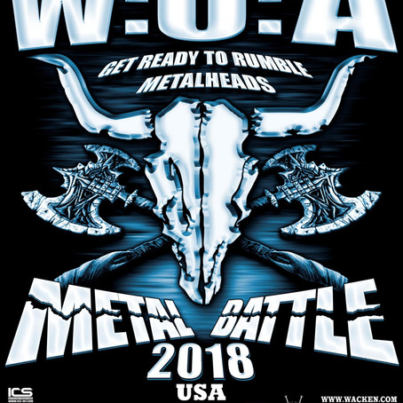 WACKEN METAL BATTLE USA finalists battle for US supremacy May 26th!
