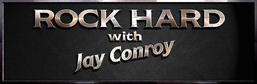 Rock Hard with Jay Conroy Logo