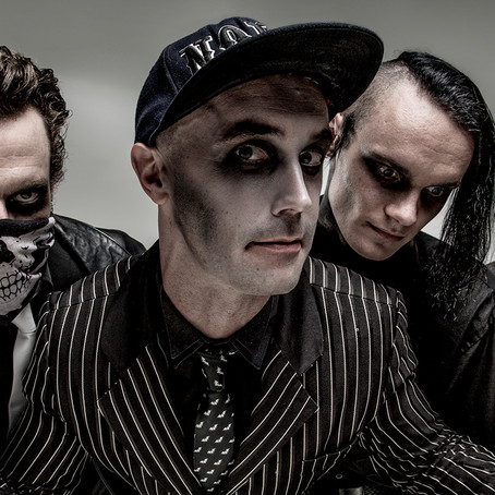 "Australian horror-punk band COFFIN CAROUSEL release new single ""Majestic"""