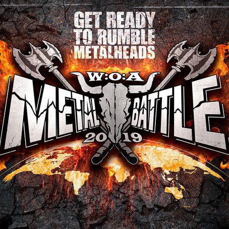 WACKEN METAL BATTLE CANADA announce 2019 battle rounds: One band to rule all!