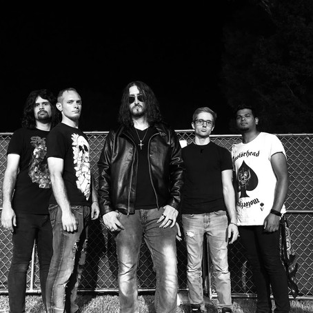 """Hard Rockers ASHES TO OMENS Release Video for """"Let the Devil Loose"""" + New Tour Dates"""