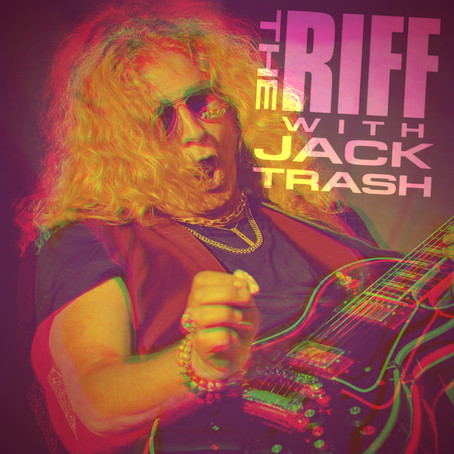 The Riff with Jack Trash: Frank Hannon of Tesla