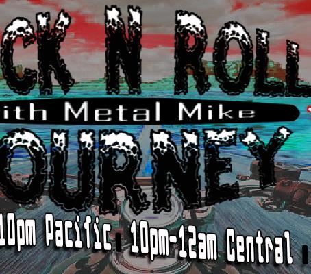 Rock N Roll Journey: KISS/Van Halen/Robin Trower & more!
