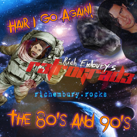 (Podcast) Rich Embury's R3TR0GRAD3: The 80's / 90's & Gerry McHee (RIP)