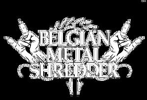 Belgian Metal Shredder Logo