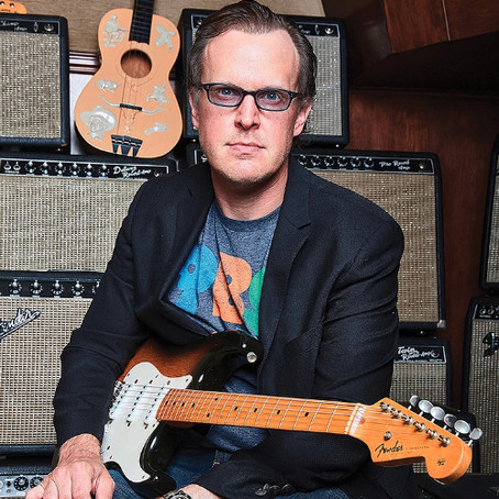 (Podcast) Joe Bonamassa - Rob Sas Rock Show! Aired Oct. 20.
