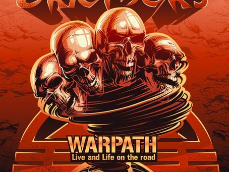 "EKTOMORF announce release of new DVD/CD ""Warpath""!"