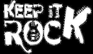 Keep It Rock Logo