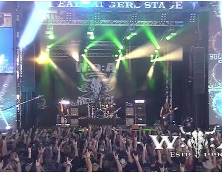 Wacken Metal Battle Canada winners CENTURIES OF DECAY post full 2018 WOA set