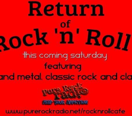 Rock 'n' Roll Café: Nitewind Returns!